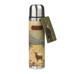 TED BAKER LONDON -Stag Vacuum Flask