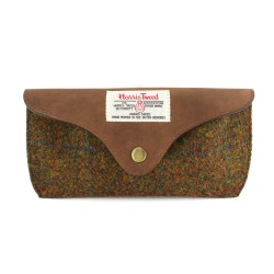 Harris Tweed Stornoway Glasses Case By The British Bag Company