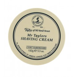 Mr Taylors  Shaving Cream - Taylor of Bond Street - 150g