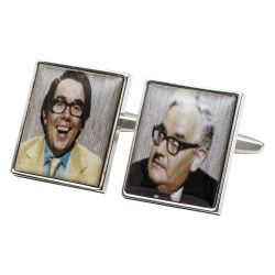 The Two Ronnies Picture Cufflinks