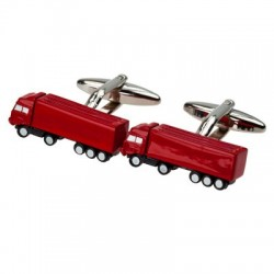 Articulated Lorry (Truck) Cufflinks