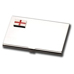 Business Card Holder - St Georges Cross