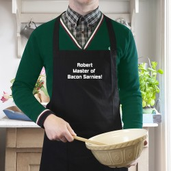 Personalised Any message Apron - Personalised Gifts